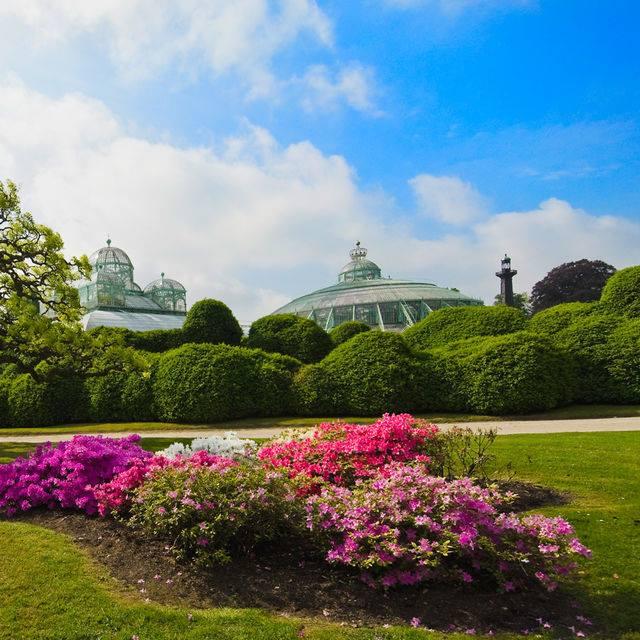 Il paradiso perduto: Laeken
