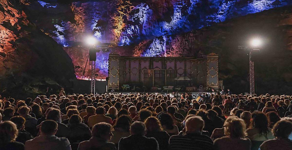 IL FESTIVAL NELLA MINIERA, Magnetic Opera Festival