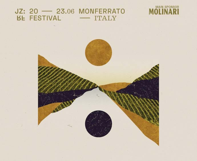 JAZZ RE:FOUND sulle colline del Monferrato