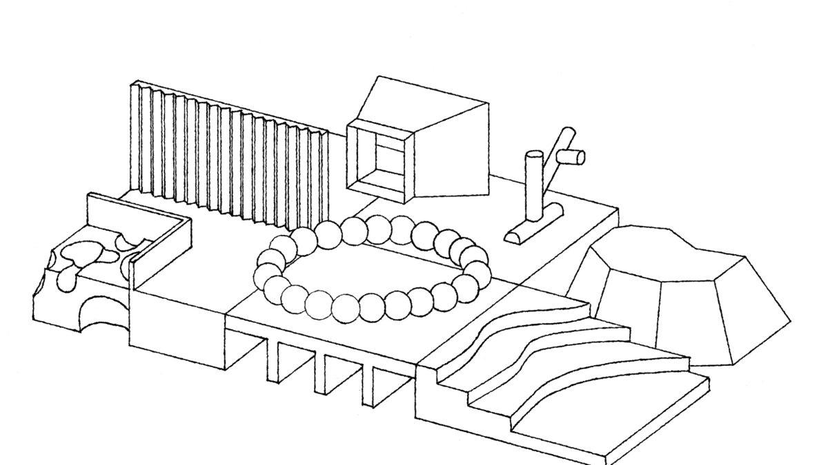 """""""De la pensée au visible. Design As A Large Ring"""", PADIGLIONE FRANCESE XXII TRIENNALE DI MILANO"""