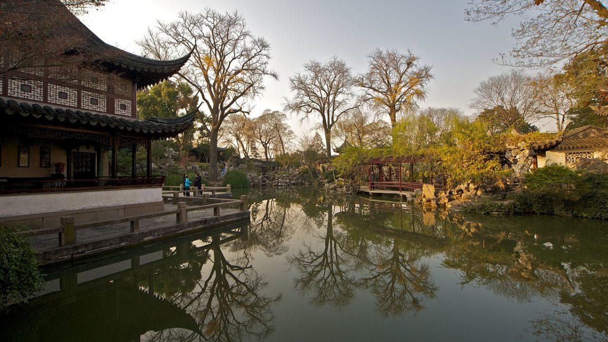 Il fascino discreto del Giardino Cinese