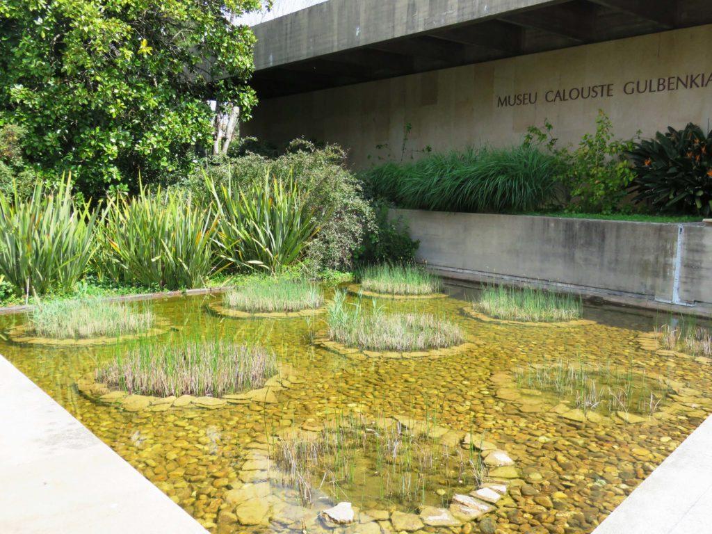 Architetto Di Giardini i giardini della fondazione gulbenkian a lisbona - landscape