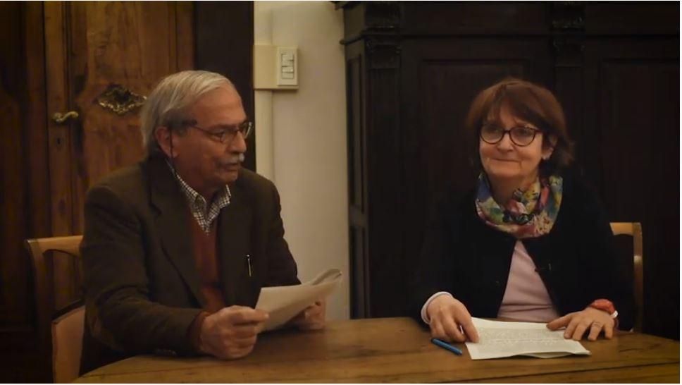 Intervista a Bernadette Blanchon