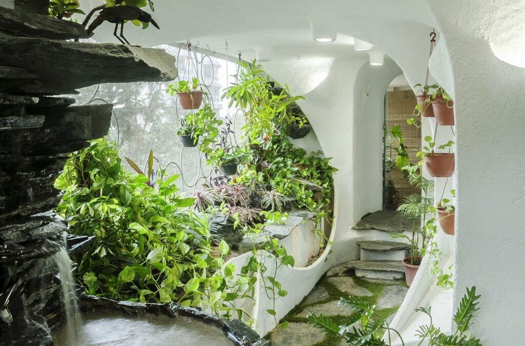 Garden Room – The White Room