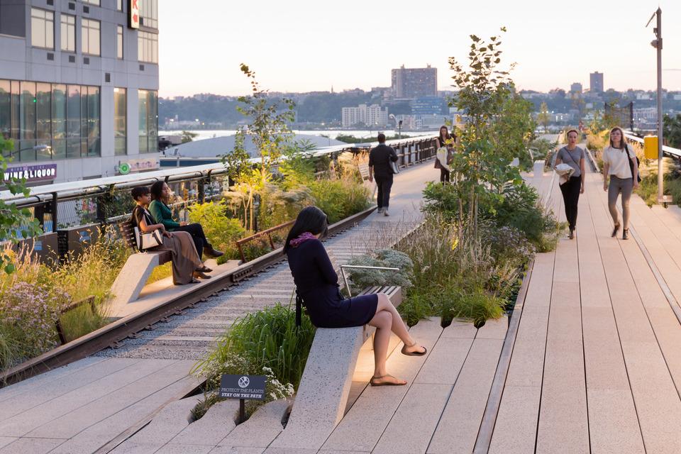 New York e le ricuciture urbane: il caso High Line e la rinascita di Chelsea