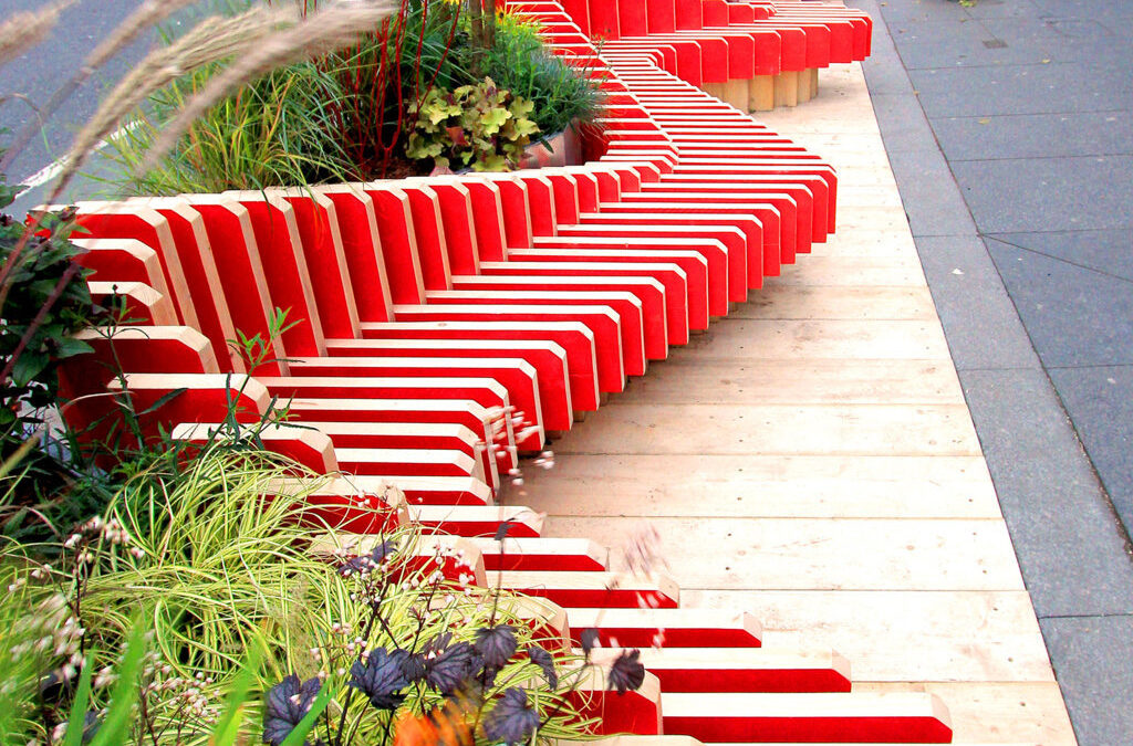 Parked Bench – WMB studio