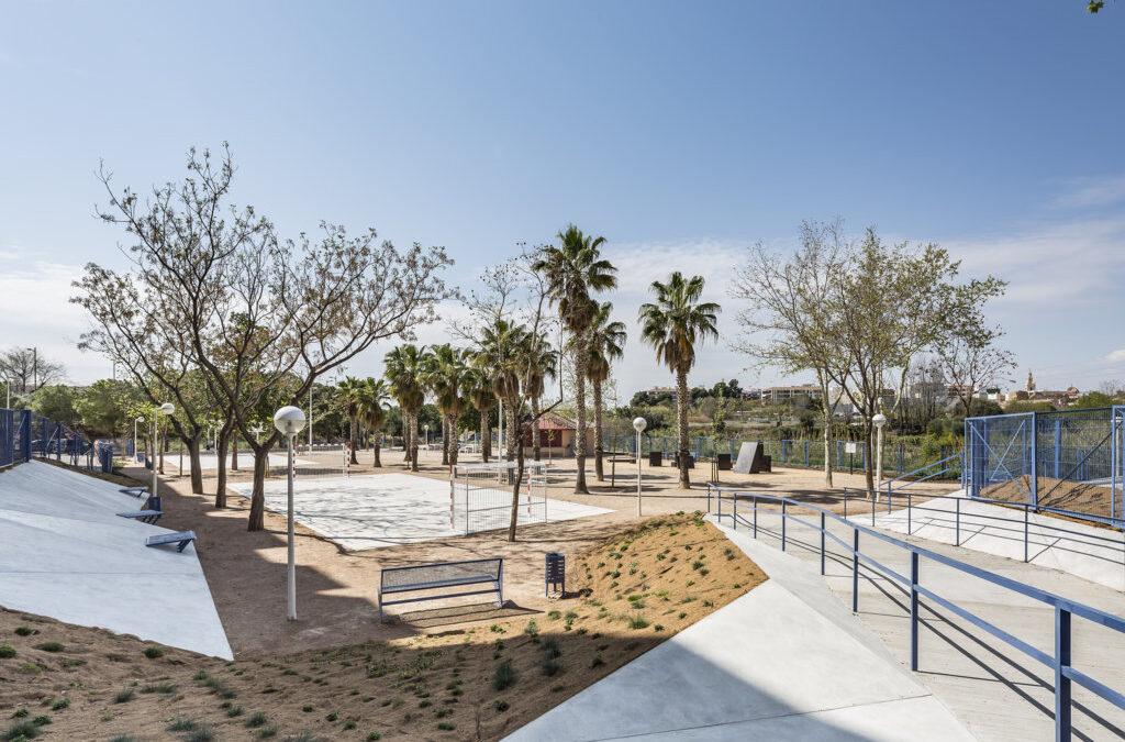 Carmen Carpintero Park – Tamborí Arquitectes