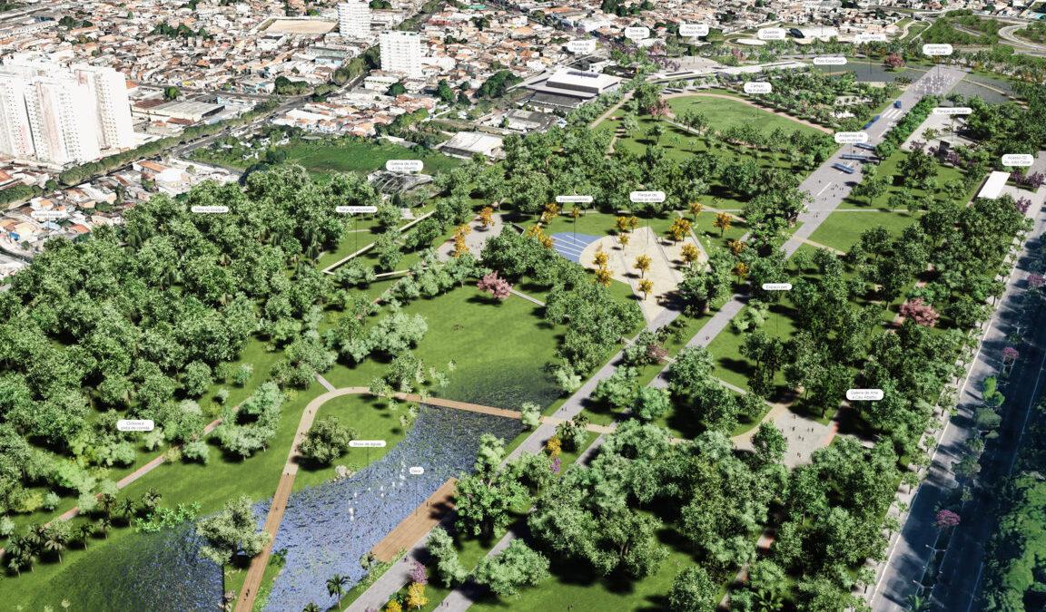 Parque da Cidade – COTA760
