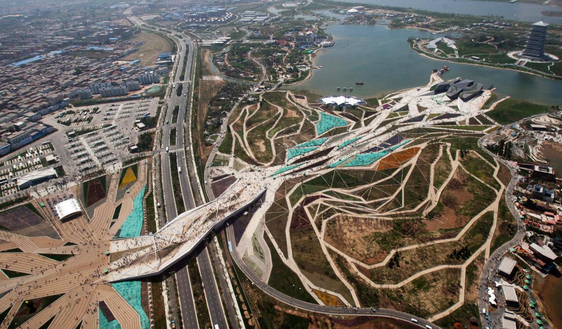 Xi'an International Horticultural Expo – Plasma Studio + Groundlab