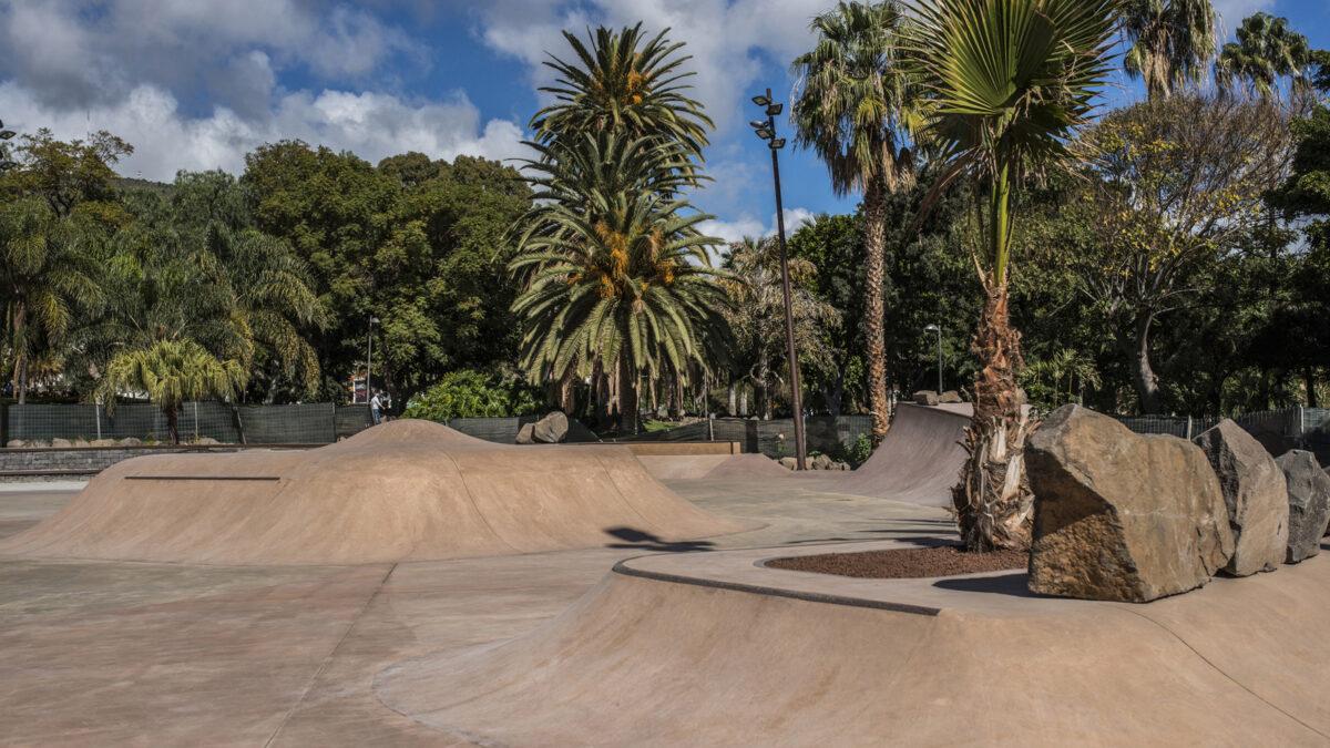 Santa Lucía & La Granja Park Skatepark – Daniel Yábar