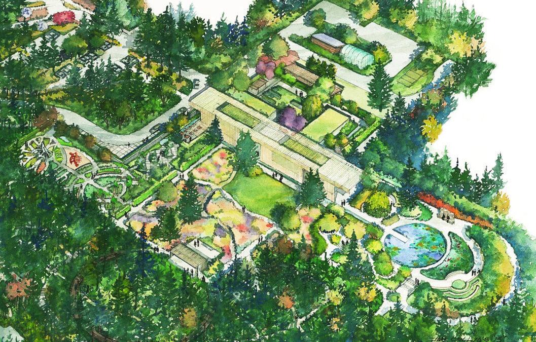 Leach Botanical Garden – Land Morphology