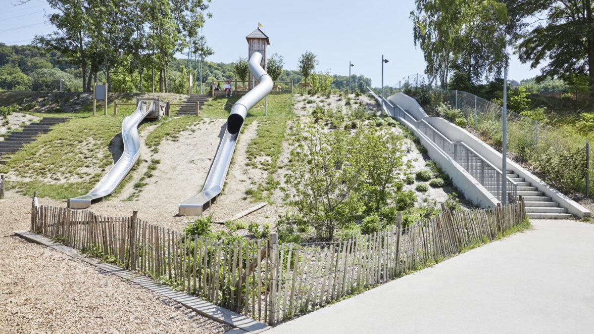 Jesse Owens Park – Espace Libre