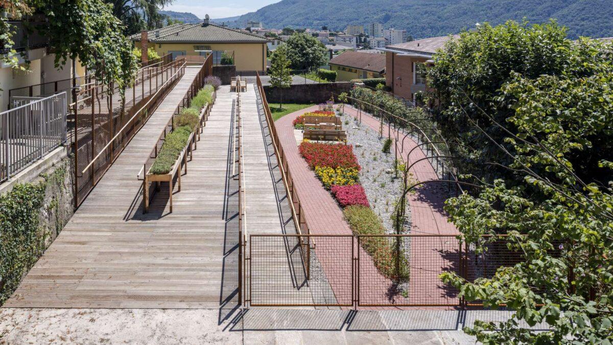 Giardino Sensoriale Balerna – Enrico Sassi