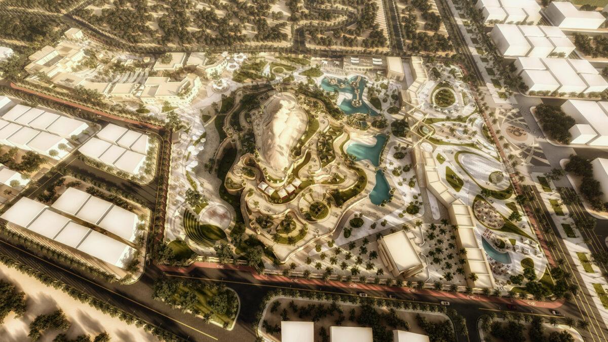 Mount Abu Makhrouq Park – Mohamed Omar El Sharkawy