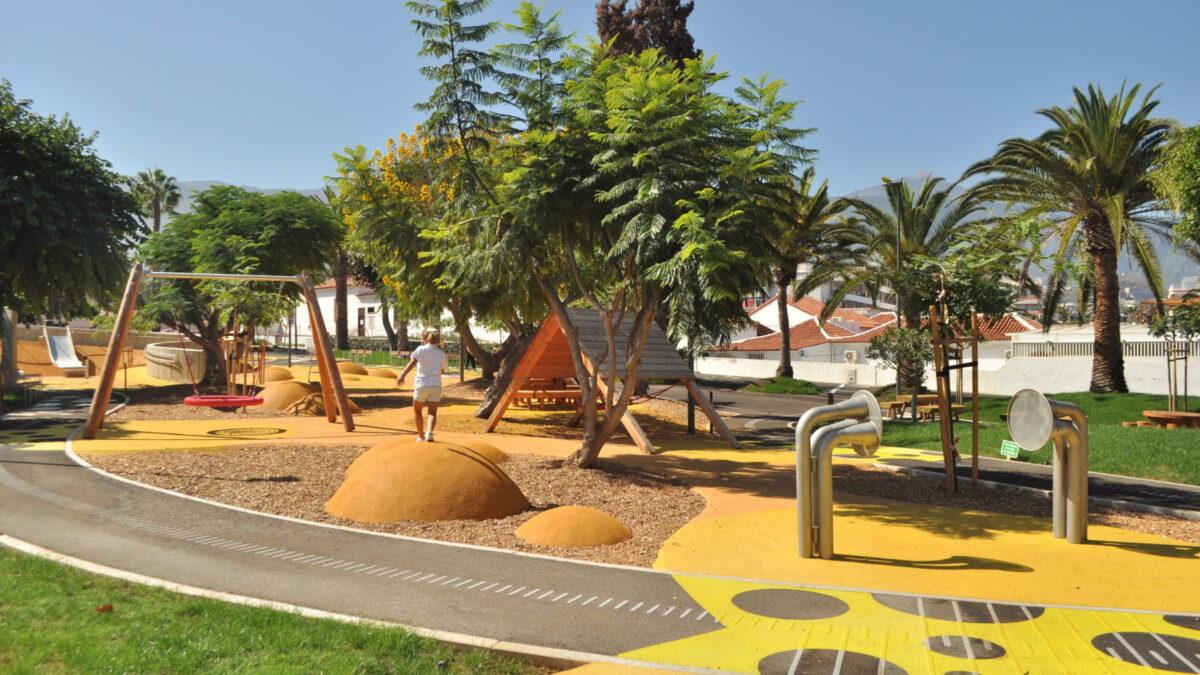 Inclusive Park El Laurel – Jiménez y Bazán Arquitectos