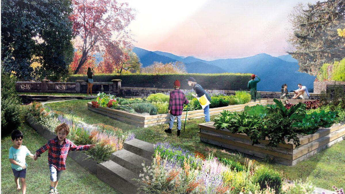 Disegnare il giardino – vincitori del concorso di Asilo Bianco